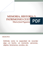Memoria, historia y patrimonio cultural.pdf
