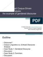 008-Sylvia-jaworska1-Corpus Linguistics and Discourse Analysis
