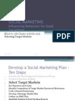 Social Marketing 3