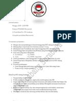 Jadwal Latihan, Etika Dojo Dan Form Pendaftaran KKI Cab Surabaya