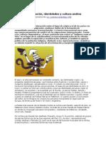 Globalización, identidades y cultura Andina