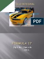 Formulas 17