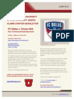 dfwutes newsletter june 2012