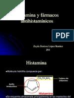 1histamina y Farmacos Antihistaminicos