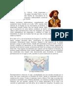Marco Polo, Ptolomeo, Toscanelli, Cristobal Colon
