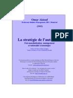 Aktouf Strategies Autruche