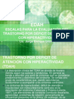 Presentación EDAH
