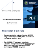 Joint Venture Presentation