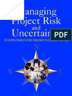 Managing Project Risk & Uncertainty