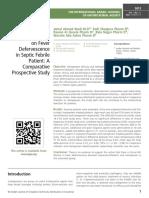 Imipenem/cilastatin versus Meropenem on Fever Defervescence in Septic Febrile Patient