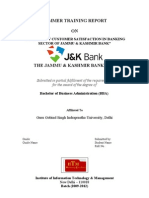Jammu & Kashmir Bank Ltd Analysis