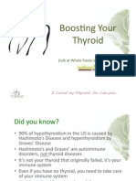 How to Improve Your Thyroid Support