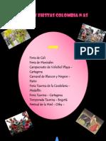 Ferias y Fiestas Colombianas