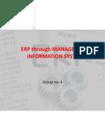 ERP MIS Presentation - Copy