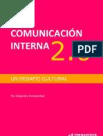 2010 Comunicacion Interna 2.0 - Un desafío cultural