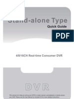 Dvrpro Quick Guide