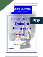 FORMULACIÓN  (100CIA QUÍMICA)