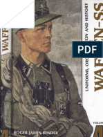 Uniforms Organization History of the Waffen SS