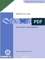 ISA 5.4 Instrument Loop Diagrams