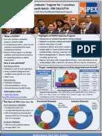PGPEX 4th Batch Short Brochure