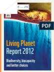 Living Planet Report 2012 (WWF - Global Footprint Network)