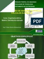 Apresentação de sistemas elétricos - demanda e potência