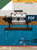 2009 Sundance Catalog w/JC's Notes