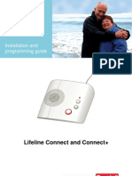 D5307013B Lifeline Connect and Connectplus Install and Prog Guide v9.7