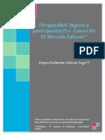 DESIGUALDAD DE GÉNERO EN EL MERCADO LABORAL COLOMBIANO 1.