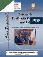 Guia Para Programar en Primaria y Secundaria 2012