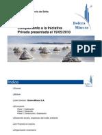 Presentación Iniciativa Privada Bolera 09[1]
