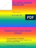 Family Pension Scheme