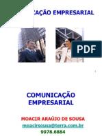 Comunicacao Empresarial Apresentacao Aulas (1)