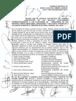 Acta Circunstanciada CSA OAX Dtto 09