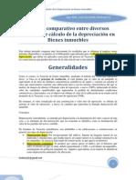 Análisis métodos de cálculos de La Depreciación Luis Fernando
