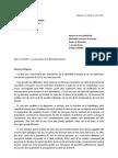 Réponse de Joelle Prevot-MADERE à la Mutualité Française Guyane
