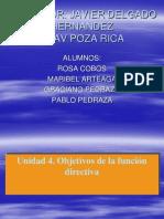 unidad IV DIRECCION.pptx