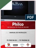 Manual Philco PH29M SS