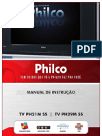 Manual Philco PH29M SS