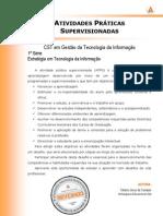 2012 1 CST GTI 1 Estrategia Tecnologia Informacao (1)