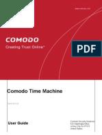 Comodo Time Machine User Guide