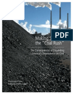 "Making Sense of the ""Coal Rush"""