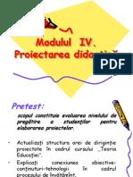 Tema 13 Proiectarea didactică