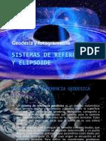 Sistemas de Referencias y Elipsoide