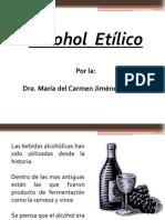 Alcohol Etilico