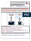 Primary Election 2012 Newsletter