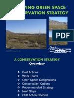 Conservation Strategy - PSB 061312 Ppt
