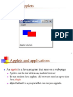 Applet Presentation