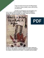 Dado Que Los Latin Kings Son Buenos Lectores de Este Blog