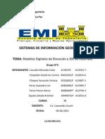 Modelos Digitales de Elevacion e IDE Colombia